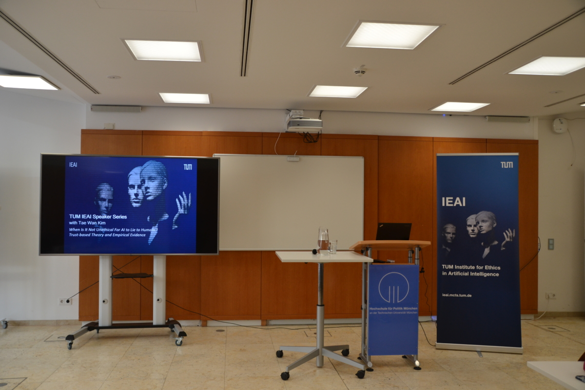 TUM IEAI Speaker Series