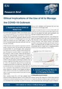 IEAI Research Brief April 2020